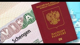видео Как получить шенгенскую визу самостоятельно. Типы виз
