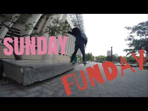 SUNDAY FUNDAY SKATE SESSION