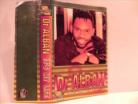Dr. Alban - album ''It's My Life'' (cassette)