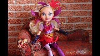 ДОЧКА ДЖОКЕРА?! КОРТЛИ ДЖЕСТЕР #Ever After High#Обзор на куклу #Courtly Jester