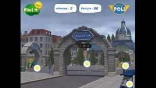 Robocar Poli (Робокар Поли играет в прятки) - прохождение игры