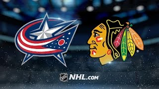 Kane notches three assists as Hawks down Jackets, 3-1