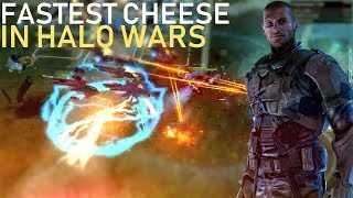 Halo Wars 2 - Fastest Rush Cheese We