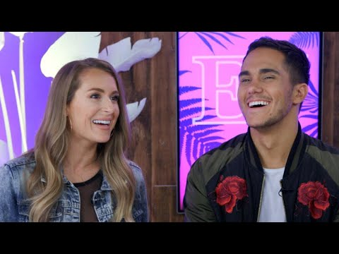 Alexa & Carlos PenaVega Reveal the Secret to Making Marriage Work in Hollywood Exclusive