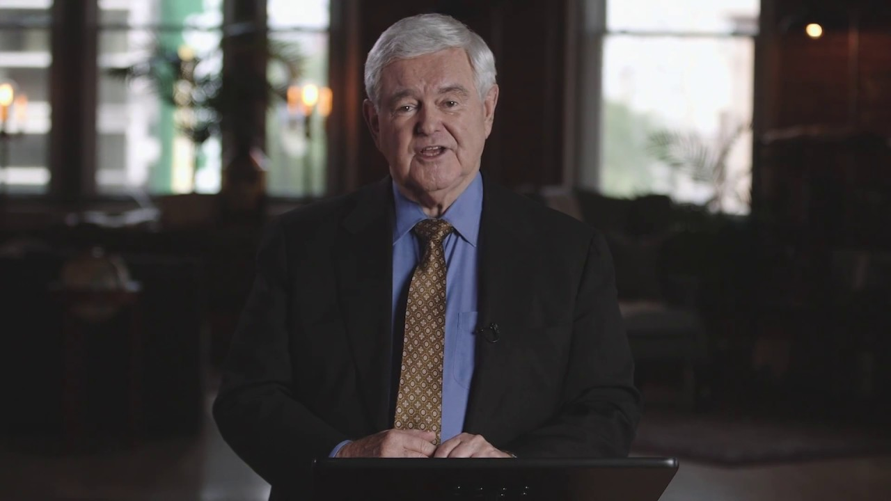 Defending America Online Course with Newt Gingrich