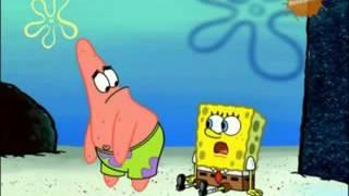 Спач Боб, кажется я сломал попу! ааххаха