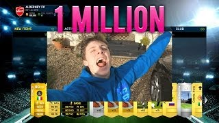 DAT CELEBRATION!! - FIFA 14 MILLION COIN PACK OPENING