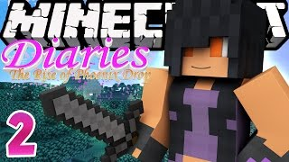Don't Drown! | Minecraft Diaries [S1: Ep.2] Roleplay Survival Adventure!