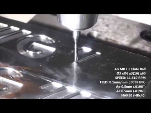 YG-1 4G Mills Carbide Milling Cutters - Cutwel TV