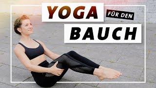 Yoga Bauch Workout | Core stärken | Nacken entspannen | Intensiv & Effektiv