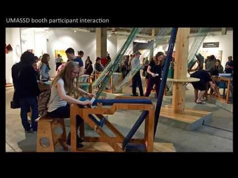 Sofa Expo 2017 Weaving With Light