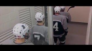Berkshire Boys Varsity Hockey Hype - (by: Ben Dixon)