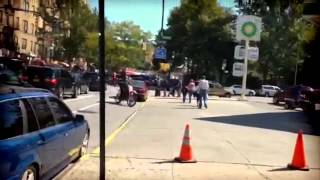 New footage shows bikers disobeying laws prior to brutal Manhattan beat down