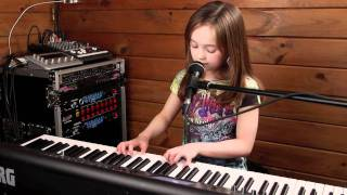 Talia Denis 10 year old performs the song Dreams to Dream, from the movie Fievel Goes West.