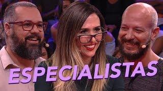 Baixar MELHORES MOMENTOS | Entrevista com Especialista | Lady Night | Humor Multishow