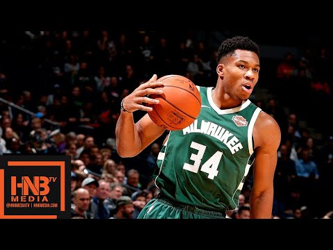 Milwaukee Bucks vs Minnesota Timberwolves Full Game Highlights | 10.26.2018, NBA Season