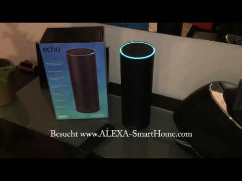 AMAZON Echo - ALEXA TuneIn Internet Radio