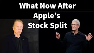 Apple Stock Split What's Your Plan : I've Got My Plan