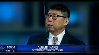 Keep Your Vision Sharp at Any Age | Dr. Albert Pang
