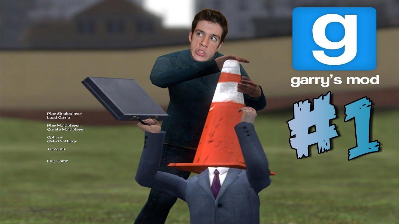 OYUN BIR HARIKA ! - Garry's Mod Oynuyoruz - Rehber - Part 1
