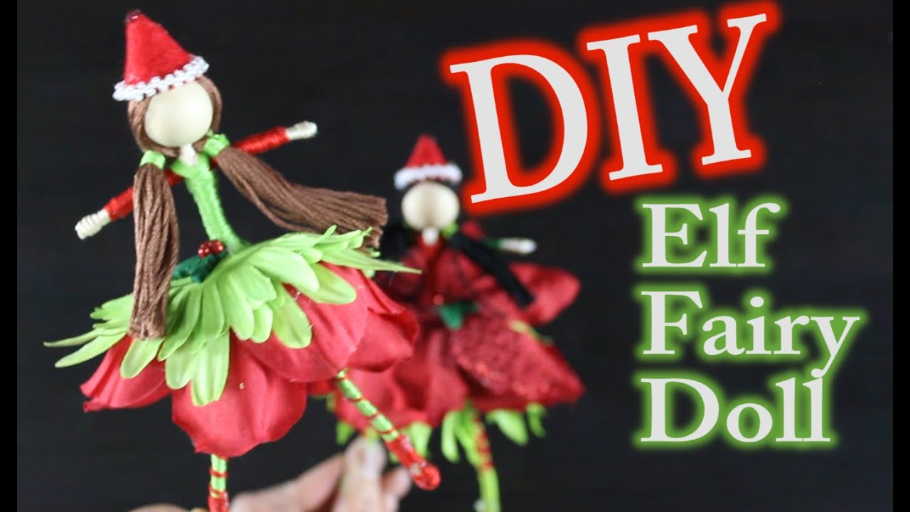How to make a christmas elf decoration - How To Make A Christmas Elf Decoration 30