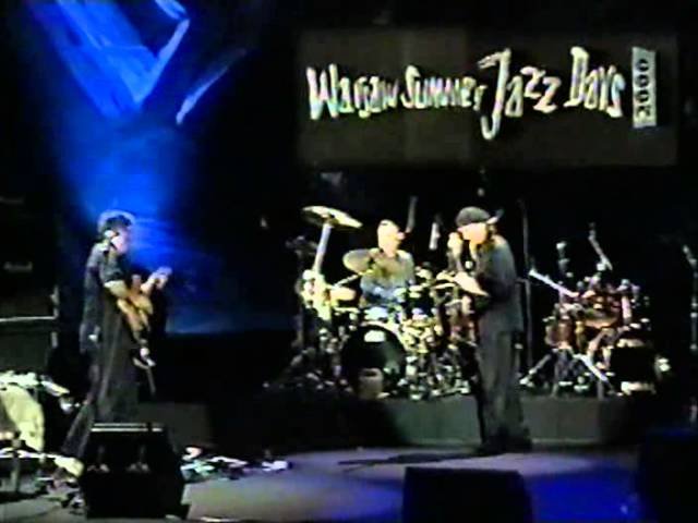 Massacre (Fred Frith, Bill Laswell, Charles Hayward) - Warsaw Summer Jazz Days, Poland, 2000 Travel Video