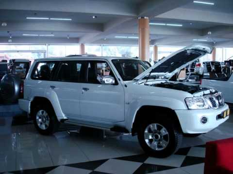 2015 Nissan Patrol 4 8 Grx Tiptronic Auto For Sale On Auto Trader
