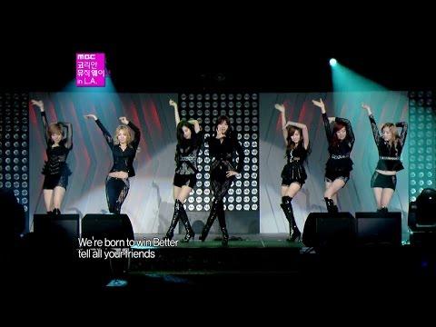 【TVPP】SNSD - The Boys, 소녀시대 - 더 보이즈 @ Korean Music Wave in L.A Live