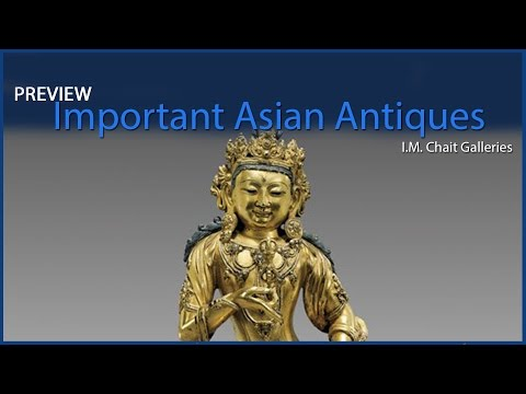 Important Asian Antiques at I.M. Chait Galleries Asia Week Auction