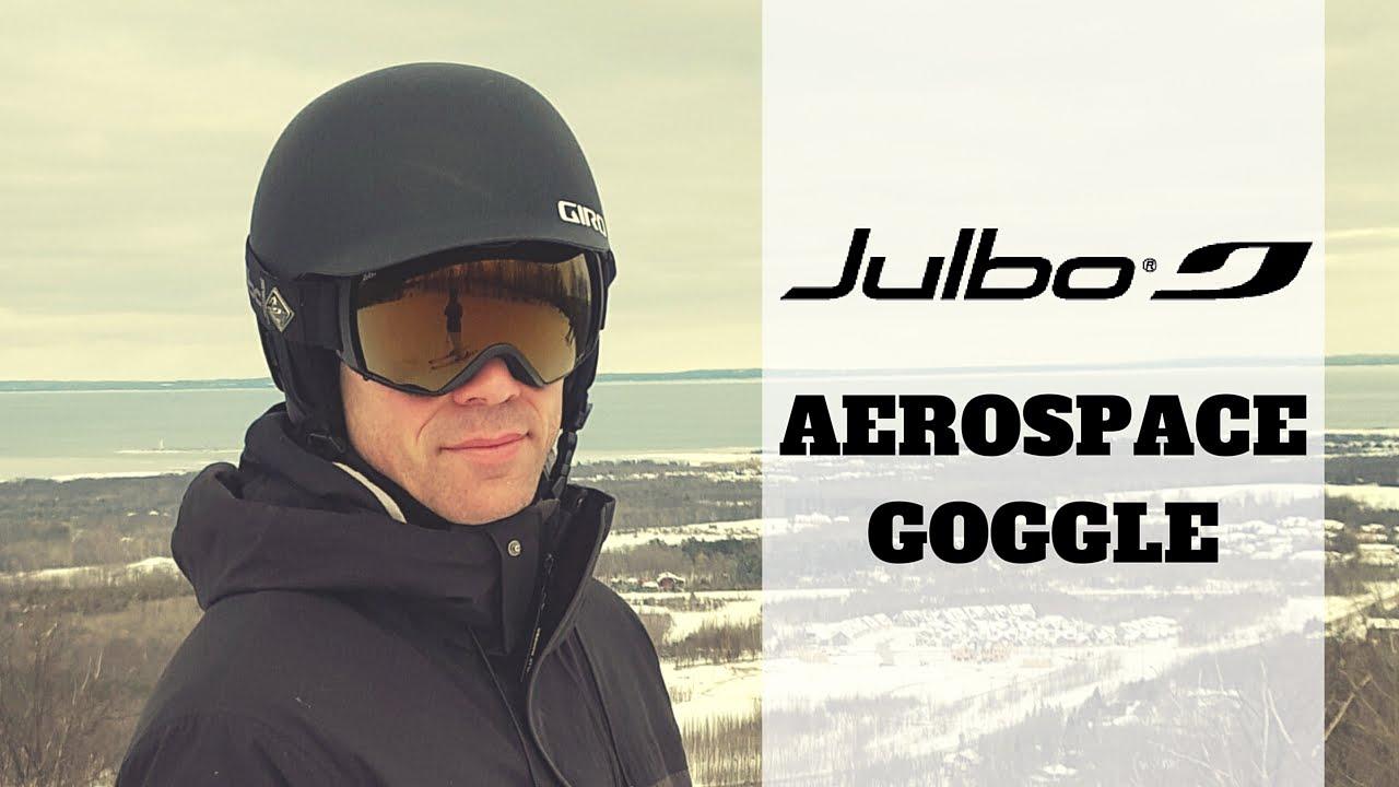 d31740e1207 Julbo Aerospace Goggle - Tested   Reviewed - YouTube