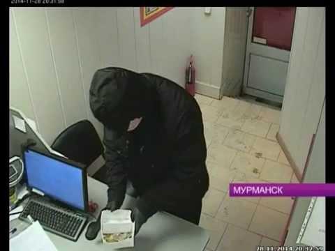 В Мурманске, при попытке вооруженного ограбления офиса экспресс – займов, задержана семейная пара.
