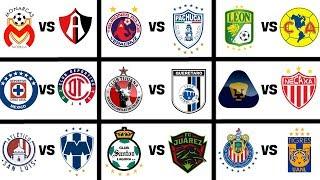 Mis PREDICCIONES para la JORNADA 2 LIGA MX torneo APERTURA 2019
