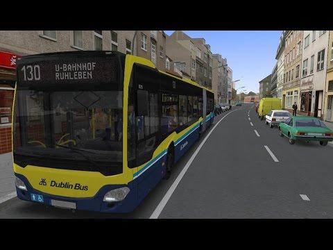 Omsi 2 Berlin Spandau, Route 130 Dublin Bus Three Generation Addon 2012: Omsi 2 Berlin Spandau, Route 130 Dublin Bus Three Generation Addon 2012