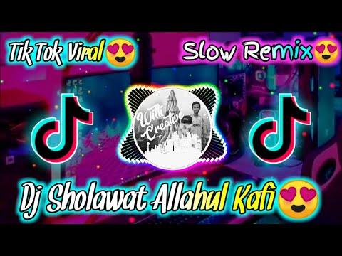 dj-sholawat-allahul-kafi-(viral-di-tik-tok)-berkahh!!-|-dj-slow-sholawat-terbaru-2020😍