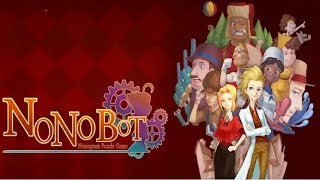 NonoBot Gameplay - A Picross Mobile Game (Android/IOS)