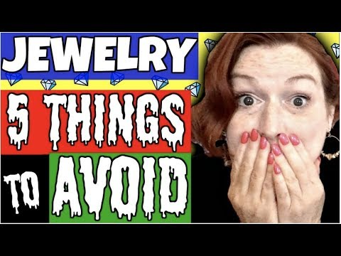 Beginner Tips Selling Jewelry Online - 5 Things To Avoid When Buying Jewelry To Resell