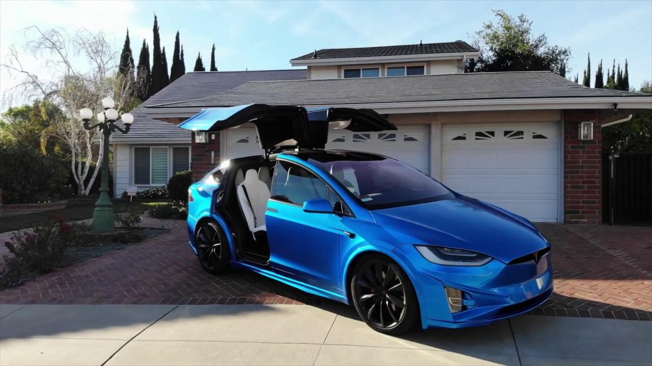 My Tesla Solar Roof & Powerwalls - YouTube
