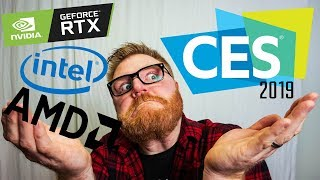 What Nvidia, Intel and AMD should be doing at CES 2019