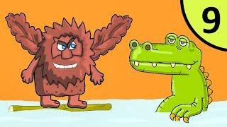 Несносный Адам и Ева #9. Встреча Адама и Евы. Мультик ИГРА для детей на Игрули TV