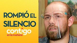 DESOLADOR RELATO: Padre de Tomás Bravo habló en exclusiva con Carlos Pinto - Contigo en la Mañana