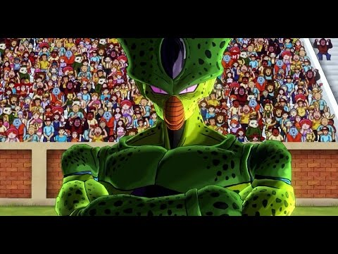 Pc dragon ball xenoverse mods imperfect cell great ape baby vegeta youtube - Dragon ball z baby cell ...