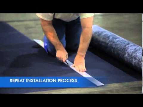 versashield mbx rolled moisture barrier for concrete floors
