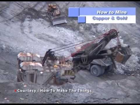 "Serial How To Make The Things: ""How To Mine Cooper And Gold"" (Freeport) Eps 1 Segment 4 Of 4"