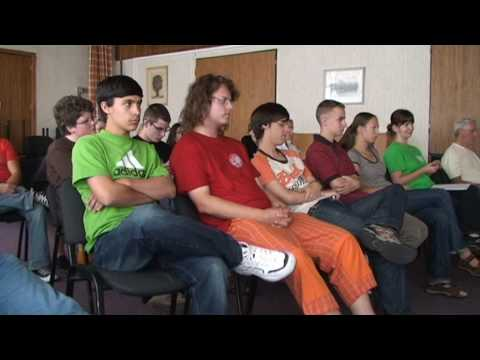 The First Czech-American Summer School for Young Scientists