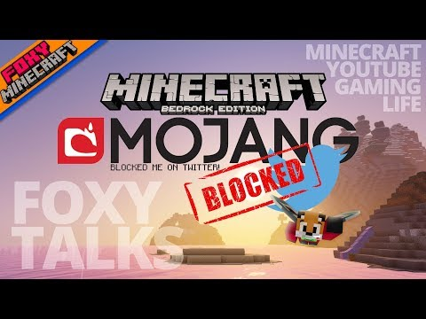 Foxy Talks | Mojang's Tactics for Bedrock | Episode 6
