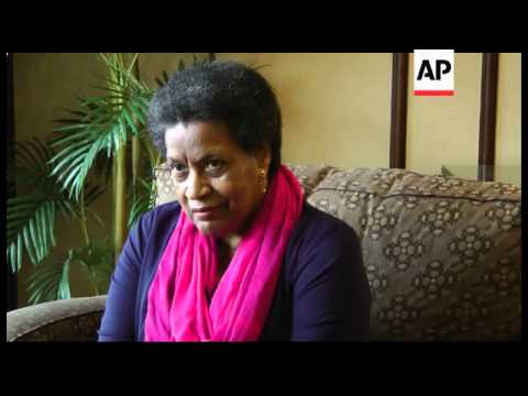 Widow of assassinated civil rights activist Medgar Evers talks about her emotions fifty years on and