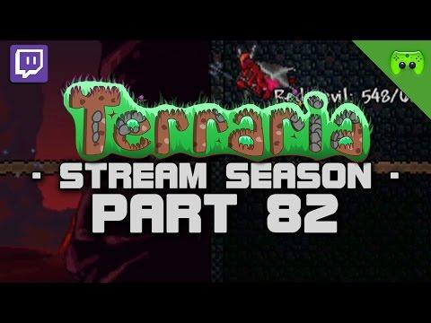 TERRARIA 1.3 # 82 - Schwingungen von tief unten «» Let's Live Stream Terraria | HD