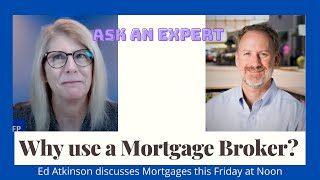 Mortgage Brokers and You.  Why you are better off with a Broker!