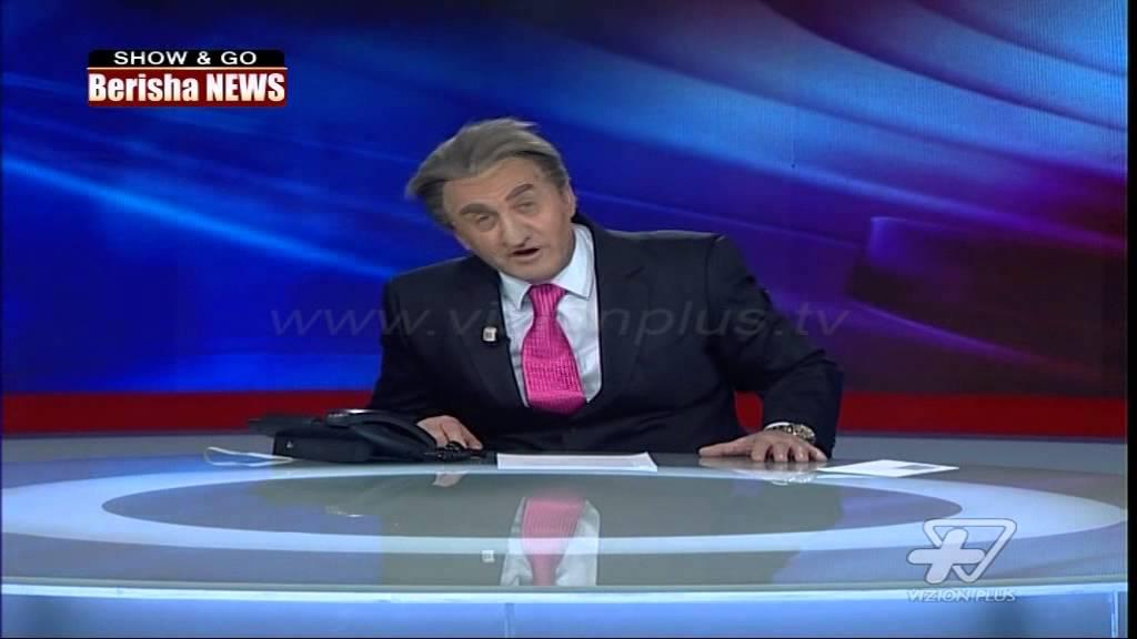 Berisha News Show & Go - Al Pazar 8 Shkurt 2014 - Sketch - Vizion Plus