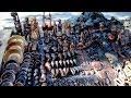 Lilongwe Central & Crafts Market - Malawi, Africa